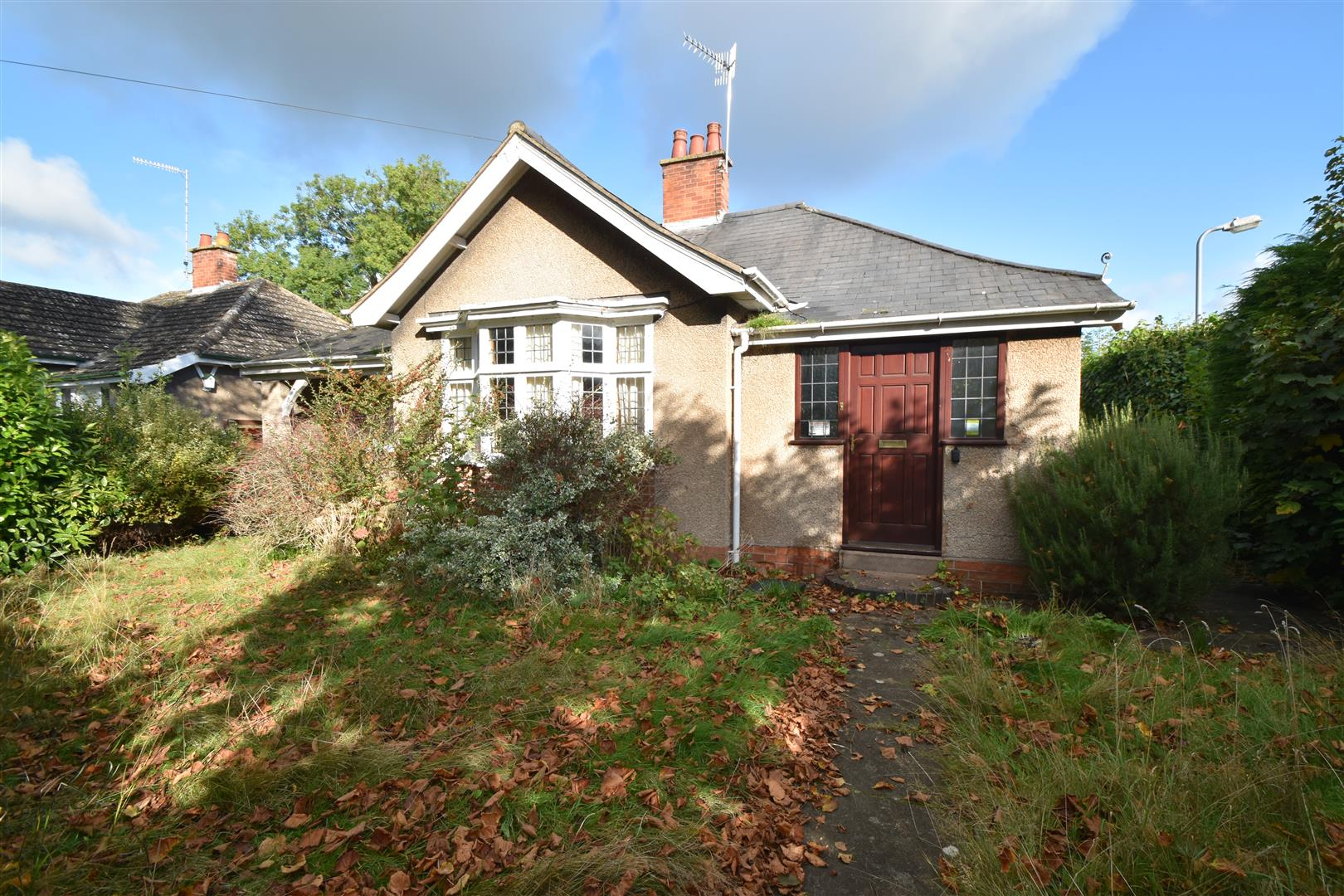 3 Bedrooms Detached Bungalow for sale in Park Avenue, Worcester